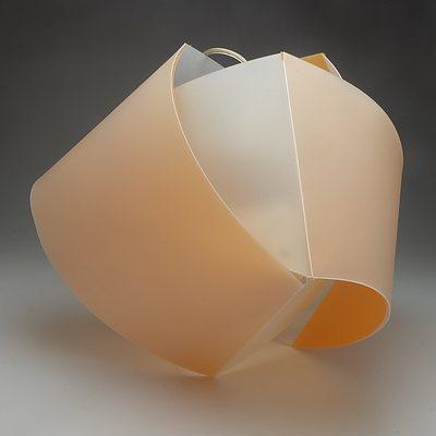 SLAMP Gemmy Pendant / Suspension Lamp Orange - RRP $330 - Brand New