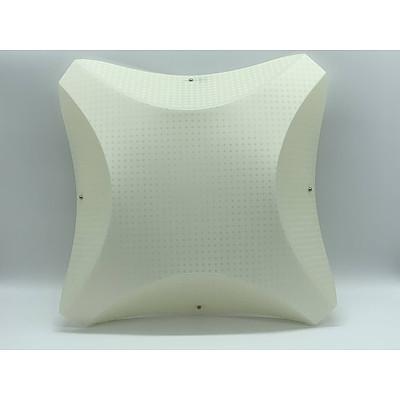 SLAMP Plana Pois Medium Ceiling/Wall Light Opaque - RRP $390.00 - Brand New