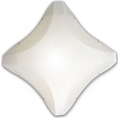 SLAMP Plana Lino Medium Opaque Ceiling/Wall Light - RRP $390.00 - Brand New