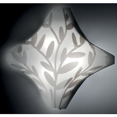 SLAMP Plana Dafne Opaque Medium Ceiling/Wall Light - RRP $425.00 - Brand New