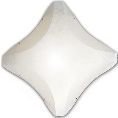 SLAMP Plana Lino Large Opaque Ceiling/Wall Light - RRP $610.00 - Brand New