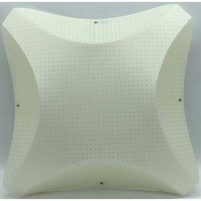 SLAMP Plana Pois Opaque Ceiling/Wall Light - Large - RRP $610.00 - Brand New