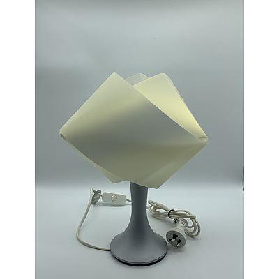 SLAMP 7 Notti Gemmy Applique Table Light Opaque - Lot of Two - RRP $490.00 - Brand New