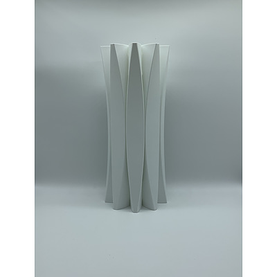 SLAMP Bach Applique Wall Light in White - Lot of Two - RRP $490.00 - Brand New