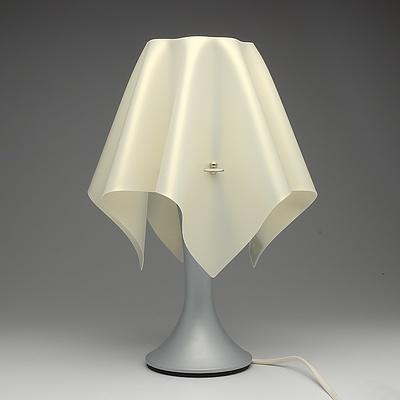 SLAMP 7notti Foulard Small Gold Table Lamp - RRP $245.00 - Brand New