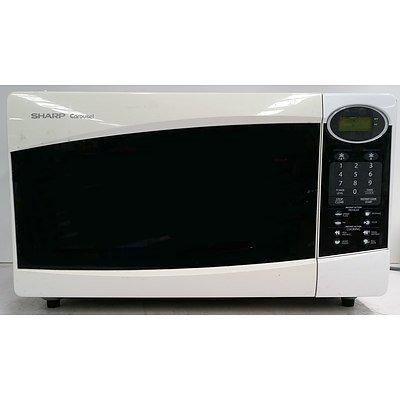 Sharp Carousel R-330J 1100W Microwave Oven