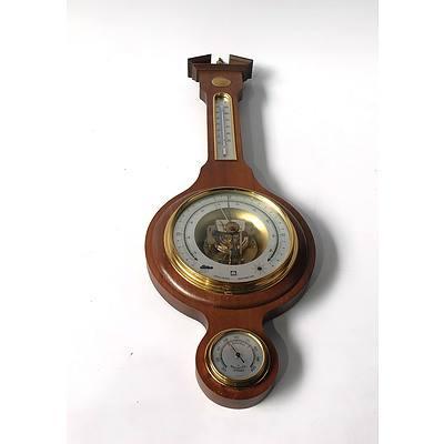 German Huger Barometer