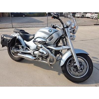 02/2005 BMW R1200C 1170cc Motor Cycle