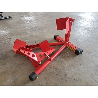 Kaneg Roll-On Motorcycle Stand