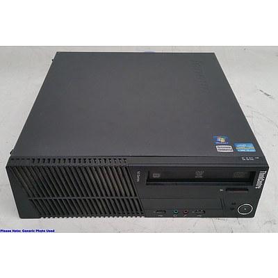 Lenovo ThinkCentre M91p Core i5 (2400) 3.10GHz Small Form Factor Desktop Computer