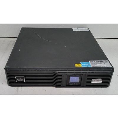 Emerson (GXT4-2000RT230) 900W Rackmount UPS