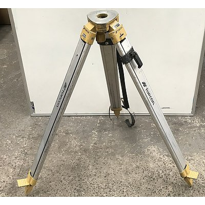 Topcon Aluminum Tripod For Laser Level