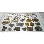 Odds & Ends Of Chains - Jeweller'S Pre-Retirement Clearance