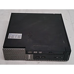Dell OptiPlex 990 Core i7 (2600S) 2.80GHz CPU Ultra Small Form Factor Desktop Computer
