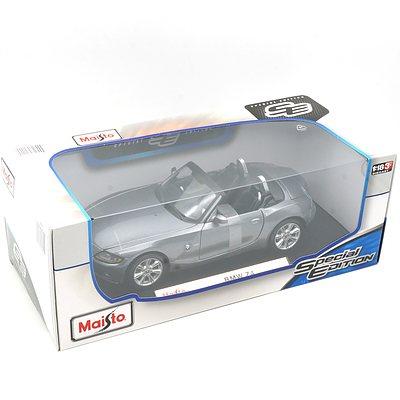 Brand New Maisto Special Edition 1:18 Diecast BMW Z4