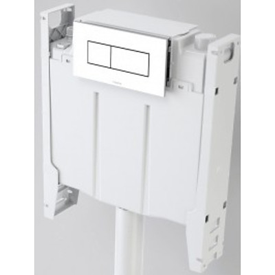 Caroma Marc Newson Invisi Series II Concealed In Wall Cistern - CMN237009 - RRP $350.00 - Brand New