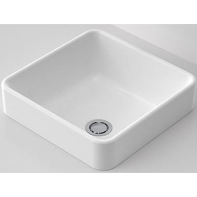 Caroma Cube Ceramic 320mm Inset Basin - RRP $465.00 - Brand New
