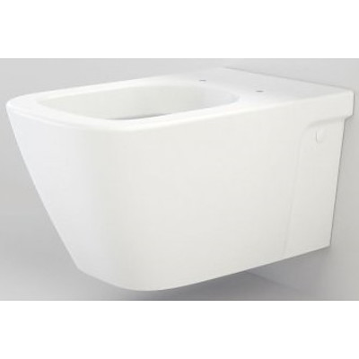 Caroma Cube 4.5/3 Litre Wall Hung Toilet Pan - 604300W - Brand New - RRP $900.00