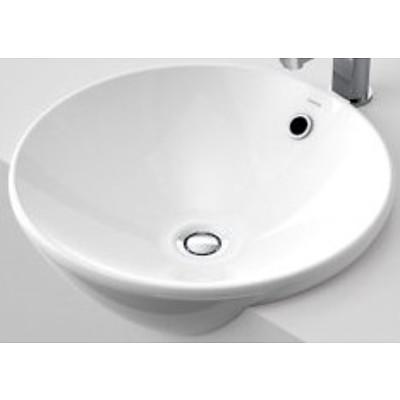 Caroma Leda Vasquez Semi Recessed Lavatory Basin - Brand New - RRP $360.00