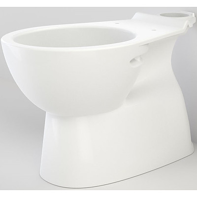 Caroma Caravelle Close Coupled Toilet Pan - Brand New - RRP $550.00