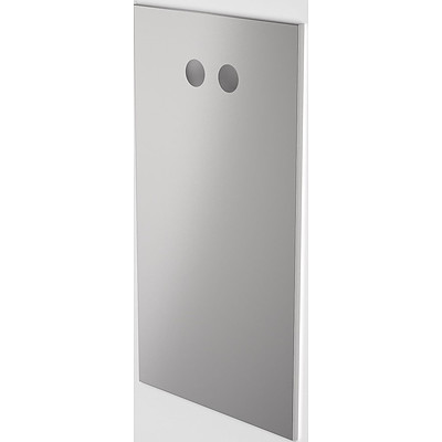 Caroma Invisi II Large Dual Flush Front Access Panels - Lot of Two - Brand New - RRP $1024.00