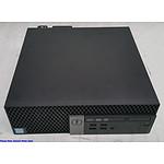 Dell OptiPlex 7040 Core i5 (6500) 3.20GHz Small Form Factor Desktop Computer