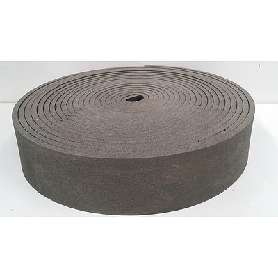 Roll of 100mm Expansion Joint Foam