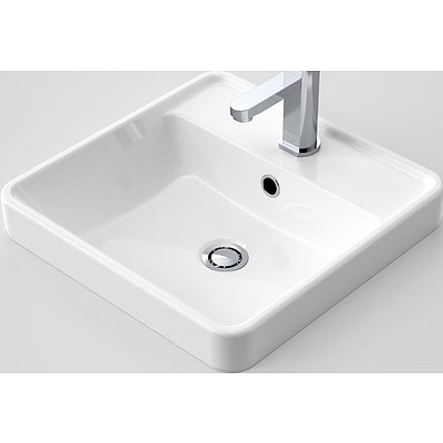 Caroma Carboni II Inset Vanity Basin - Brand New - RRP $370.00