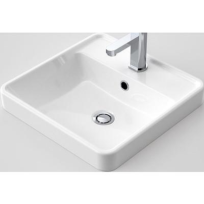 Caroma Carboni II Inset Vanity Basin - Brand New - RRP $370.00