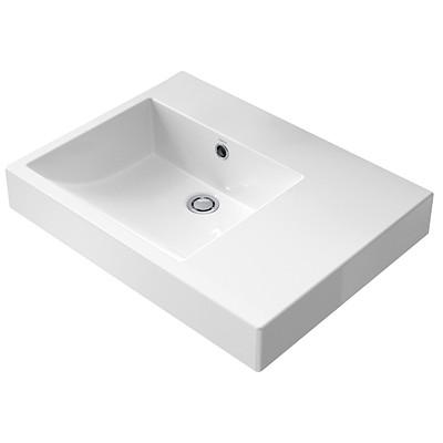 Caroma LIano Nexus 600 Shelf Wall Basin - Brand New - RRP $640.00