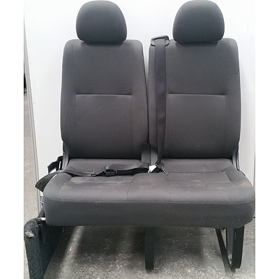 Van/Wagon Rear Double Seat