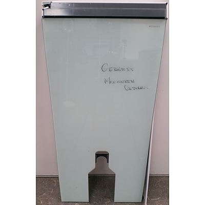 Geberit Monolith Back To Wall Cistern