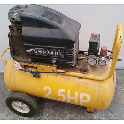 2.5HP Electric Air Compressor
