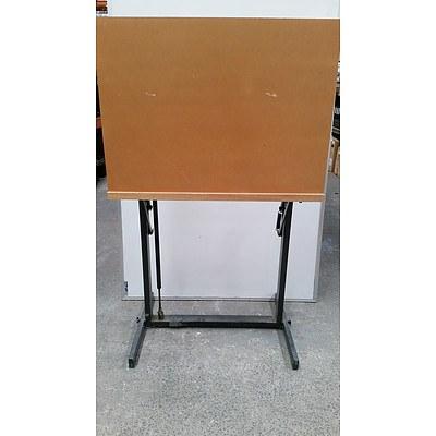Nestler Drafting Table