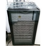 Lumina LUTW-16EQ 126L Display Wine Cooler