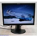 Lenovo ThinkVision (LT2252p) 22-Inch Widescreen LED-Backlit LCD Monitor