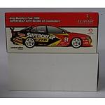 A Carlectables Greg Murphy's 2006 Supercheap Auto Racing VZ Commodore