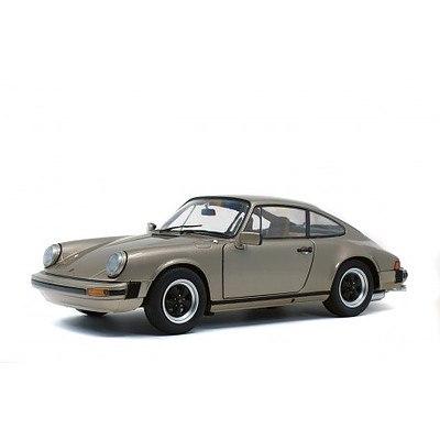 Solido Porsche 911 Carrera 3.2 1:18 Scale Car Model Sealed in Box - Brand New