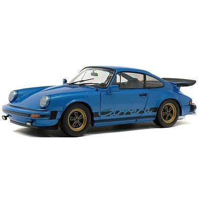 Solido Porsche 911 Carrera 3.0 Coupe, 1:18 Scale Car Model Sealed in Box - Brand New