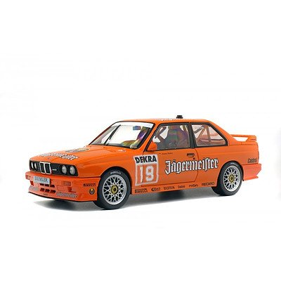 Solido BMW E30 M3 DTM 1992, 1:18 Scale Car Model Sealed in Box - Brand New