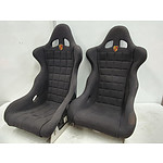 Velo Porsche Carrera Bolt In Racing Seats