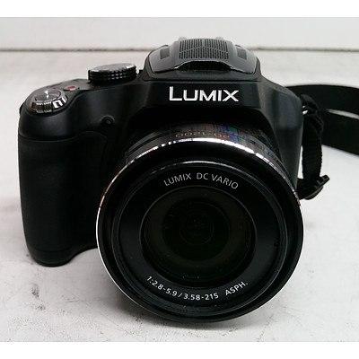 Panasonic Lumix (DMC-FZ70) Digital Camera