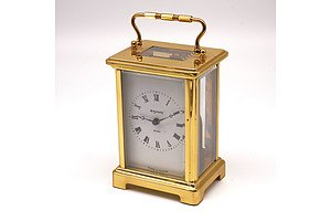 French Bayard 8 Day Carriage Clock