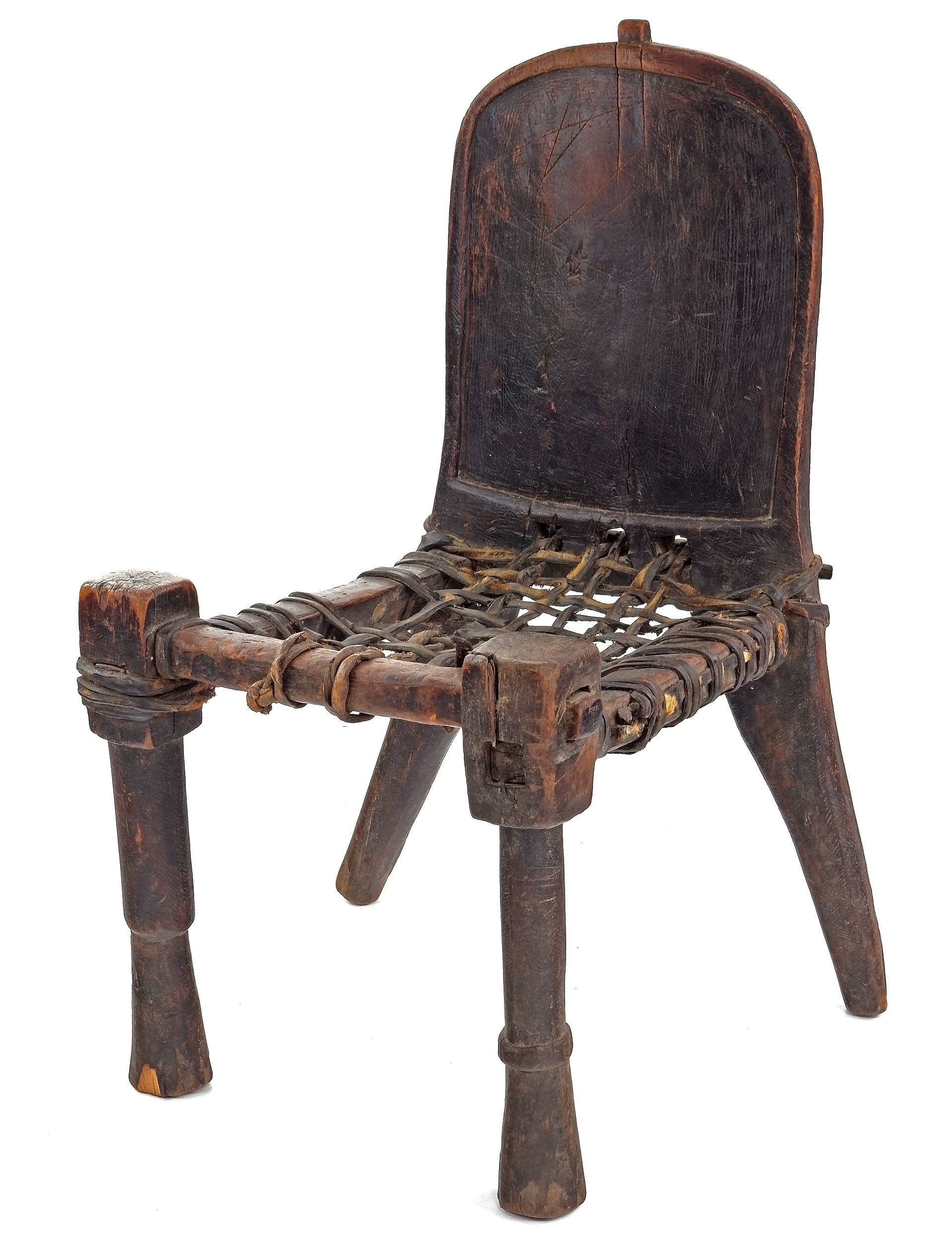 'Chair, Afar People, Afar Region Ethiopia'