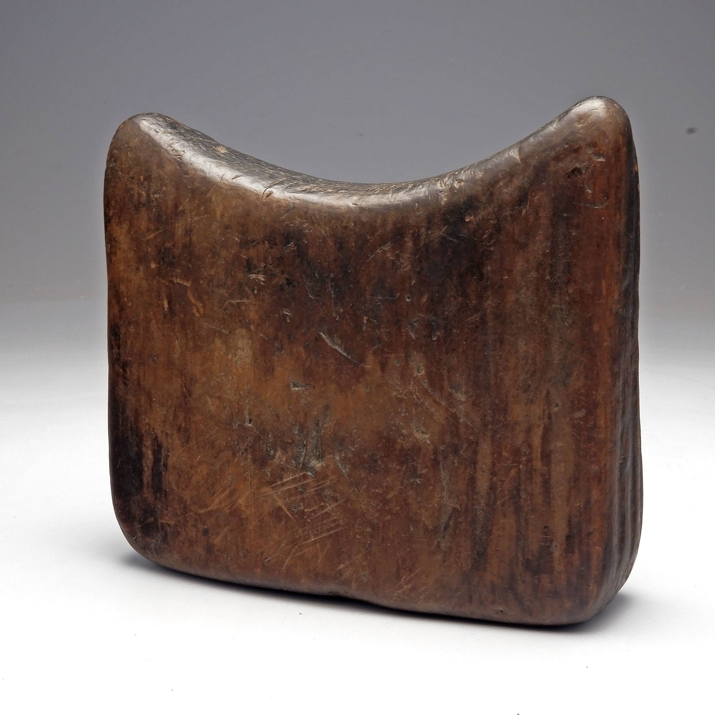 'Headrest, Sidamo Tribe, Rift Valley Region Ethiopia'
