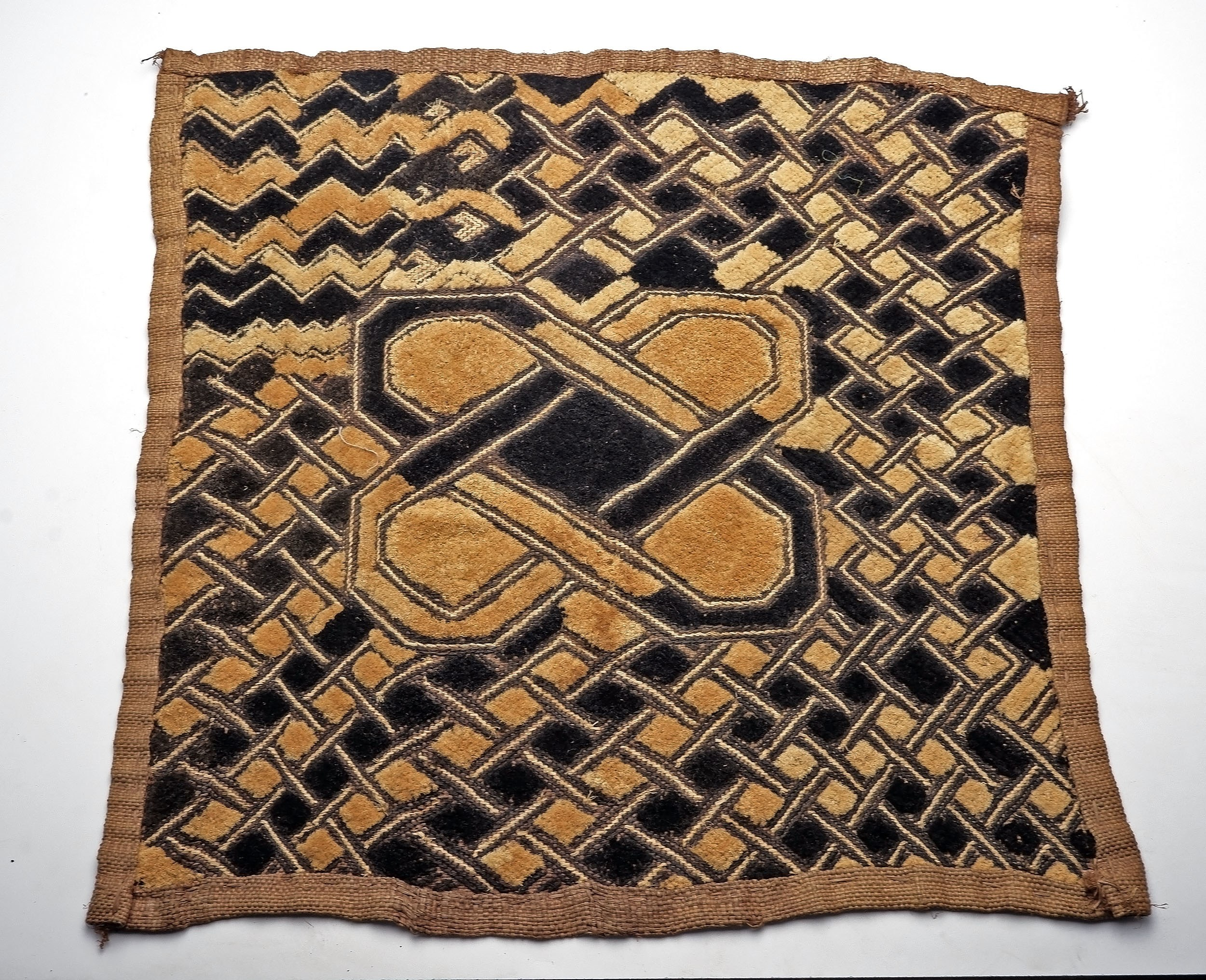 'Cloth, Kuba/Shoowa Tribe, Democratic Republic of Congo'