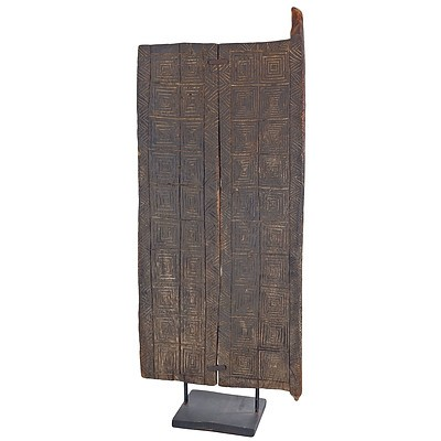 Wooden Door, Dogon Tribe, Central Plateau Mali