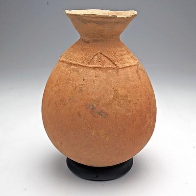 Ceramic Pot, Fulani/Tuareg Tribe, Goundam Region Mali