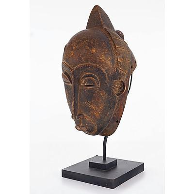 Ceremonial Mask, Senufo Tribe, Northern Ivory Coast