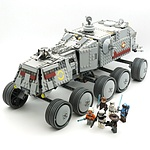 Star Wars Lego 8089 Clone Turbo Tank